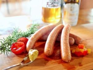 ケーゼグリラー ドイツ製法 粗挽きウインナー ハーブ&チーズ