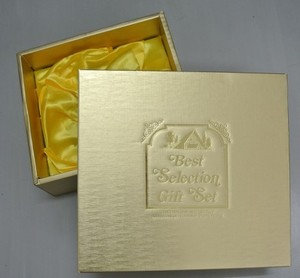金箱 贈答用商品以外を金箱で発送する場合