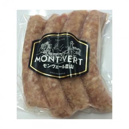 肉汁あふれる生ウィンナー200g 生ソーセージ バーベキューにおすすめ