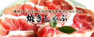 焼きしゃぶ/豚モモ薄切り 800g
